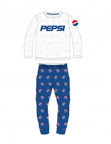 Pyžamo s dl. rukávem + kalhoty PEPSI