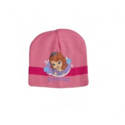 Čepice Sofie první - růžová