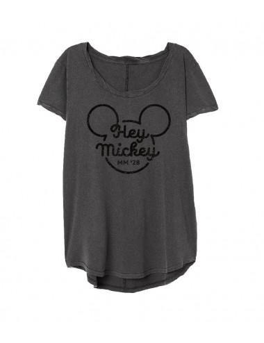 Dámské dlouhé triko / košile Mickey Mouse