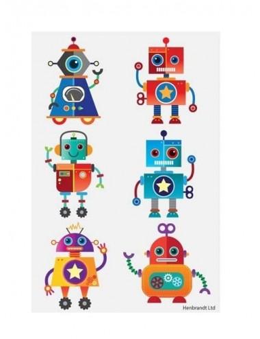 Arch tetovaček - roboti