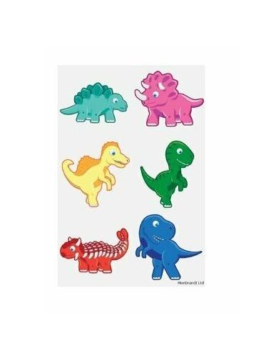 Arch tetovaček - dinosauři