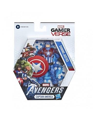"""Avengers """"panenka"""" s ohýbacími klouby - Kapitán Amerika"""