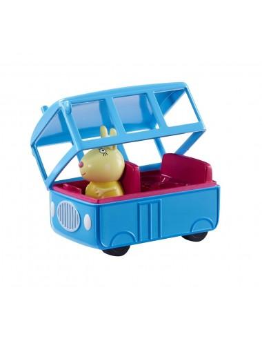 Prasátko Peppa - Autobus + postavička Rebeka