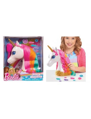 Barbie koník - česací hlava