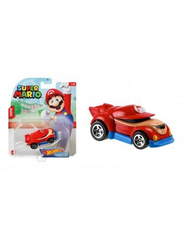 Autíčko Hot wheels herní edice Super Mario (1/8)