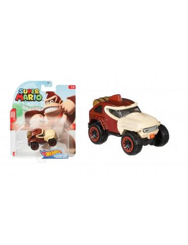 Autíčko Hot wheels herní edice Super Mario - Donkey Kong (7/8)