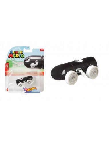 Autíčko Hot wheels herní edice Super Mario - střela (8/8)