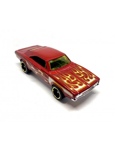 Hot wheels ´69 Dodge Charger 500 8/10 (Flames)