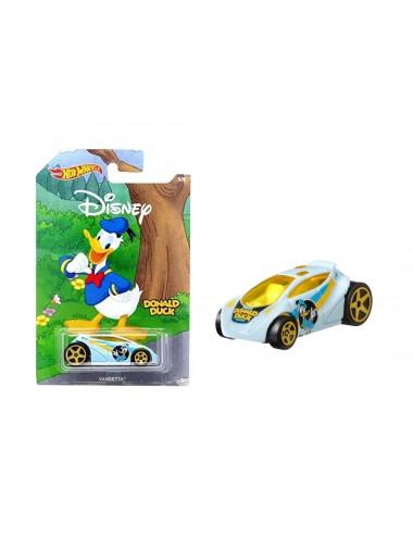 Hot wheels Disney 90. výročí - Kačer Donald (5/8)