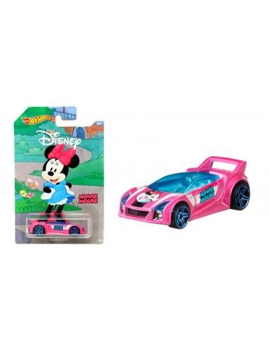 Hot wheels Disney 90. výročí - Minnie Mouse (2/8)