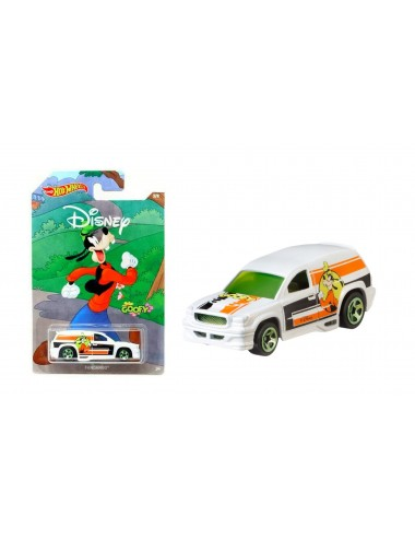 Hot wheels Disney 90. výročí - Goofy (3/8)