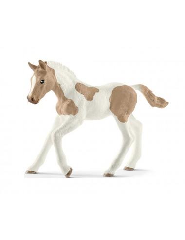 SCHLEICH Hříbě plemene Paint Horse 13886