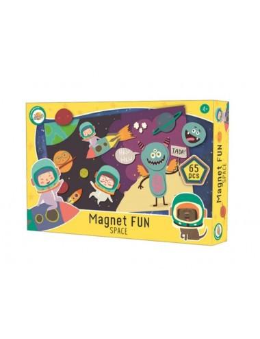 Sada magnetů - vesmír (65ks)