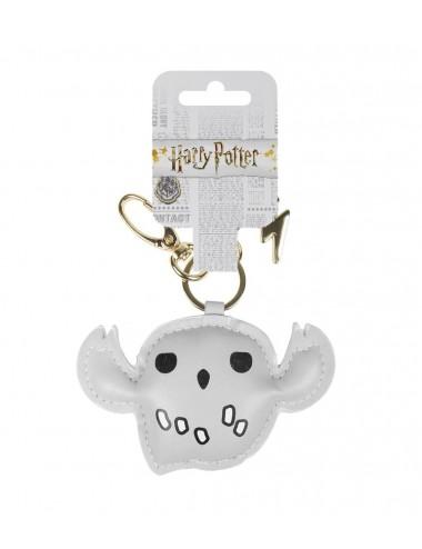 Kovová klíčenka Harry Potter - sova Hedvika