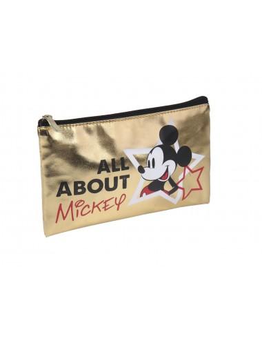 Kosmetická sada na líčení Mickey Mouse - zlatá