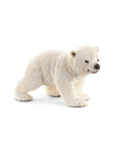 SCHLEICH Běžící mládě ledního medvěda 14708