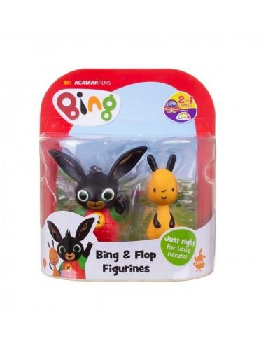 Postavičky Bing a přátelé - Bing & Flop