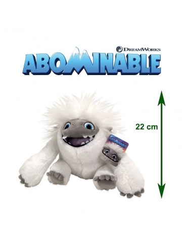 Plyšová hračka Sněžný kluk - Everest