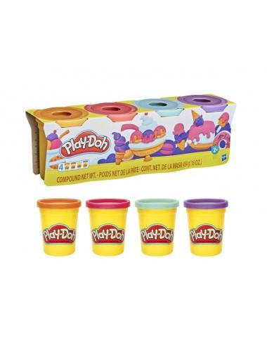 Play-Doh plastelína (4ks)