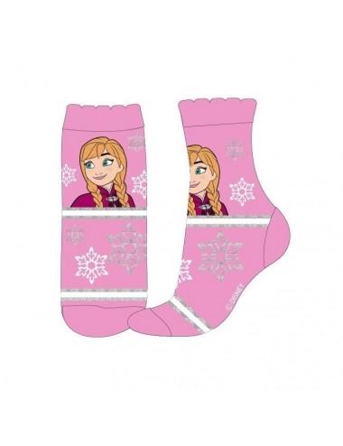 Ponožky Ledové království - růžové
