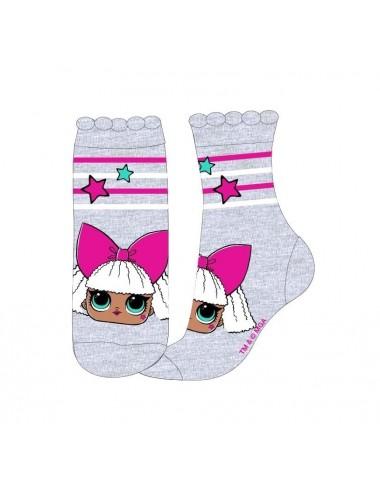 Ponožky L.O.L. - šedé