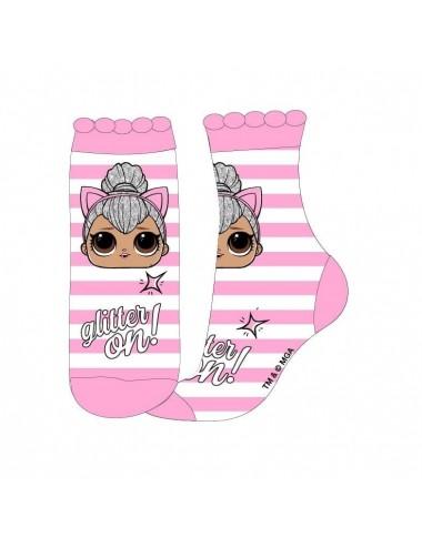 Ponožky L.O.L. - růžové