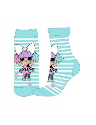 Ponožky L.O.L. - světle modré