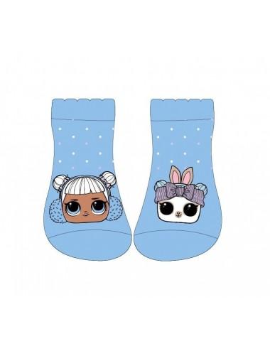 Kotníkové ponožky L.O.L. - modré