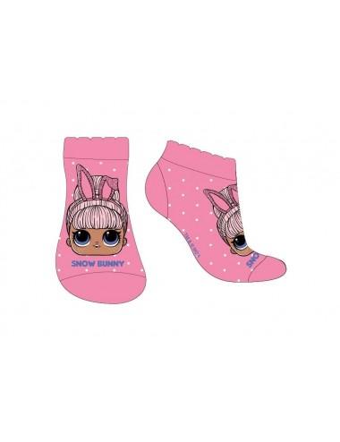 Kotníkové ponožky L.O.L. - růžové