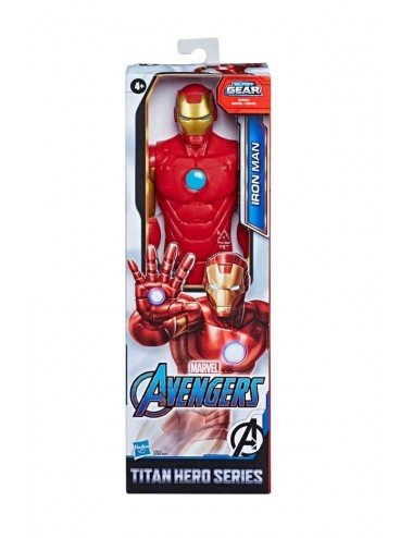 Avengers TITAN HERO série - Iron-man