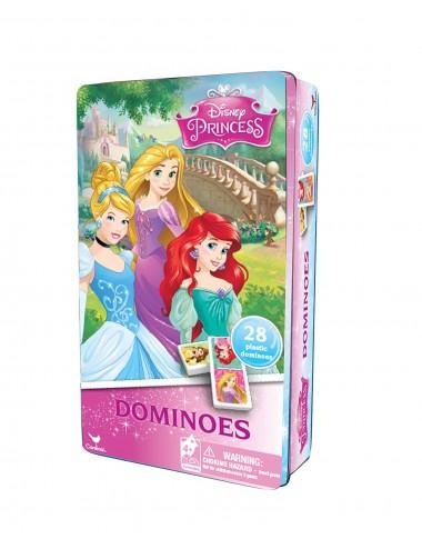 Domino v plechovém boxu Princezny