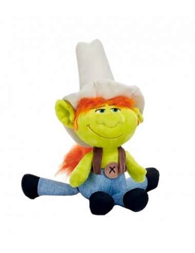 Plyšová hračka Trollové 2: Světové turné - Hickory