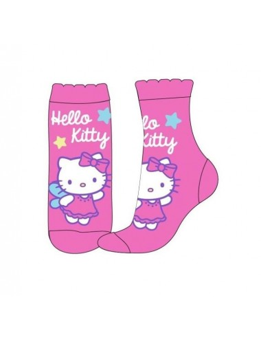 Ponožky Hello Kitty - růžová