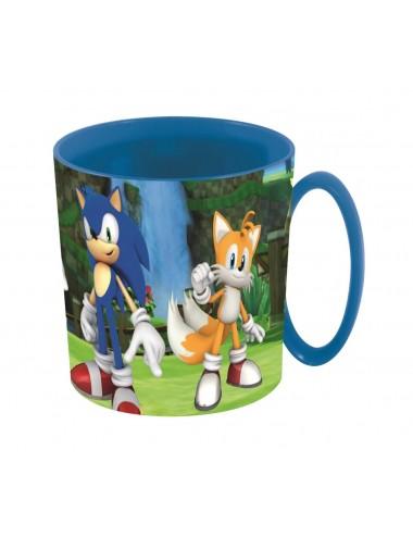 Plastový hrnek Ježek Sonic