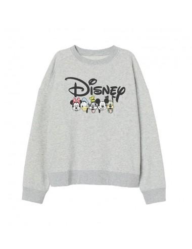 Mikina přes hlavu Disney - šedá