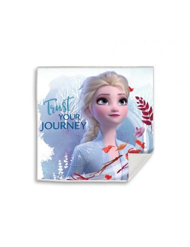"""Magický ručník Ledové království II - Elsa """"Trust Your journey"""""""
