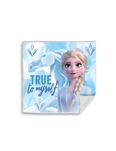 """Magický ručník Ledové království II - Elsa """"True to myself"""""""