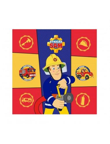 Magický ručník Požárník Sam