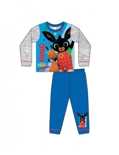 Pyžamo s dl. rukávem + kalhoty Bing