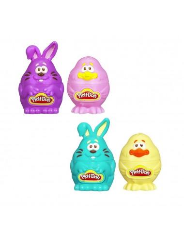 Velikonoční Play-Doh sada (zajíček & kuřátko)