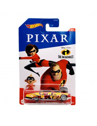 Hot wheels Disney / PIXAR - Úžasňákovi 4/5
