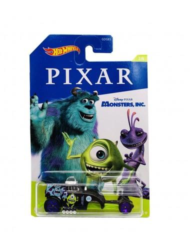 Hot wheels Disney / PIXAR - Příšerky s.r.o. 2/5