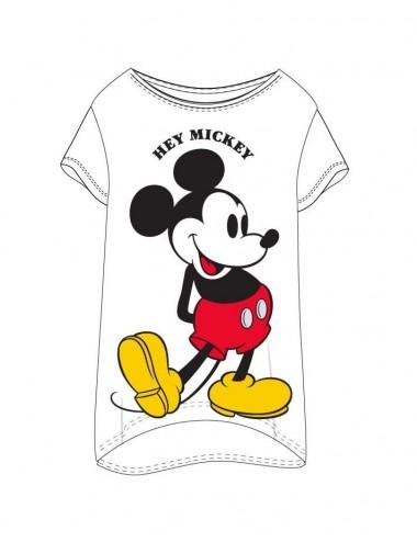 Dámské triko / košile Mickey Mouse - bílá
