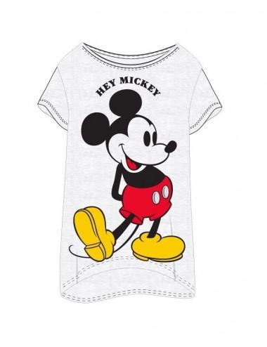 Dámské triko / košile Mickey Mouse - šedá