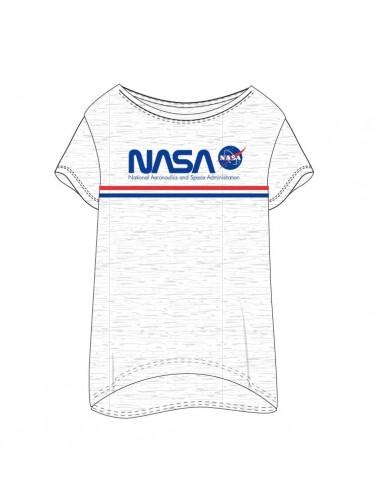 Dámské triko / košile NASA - světle šedá