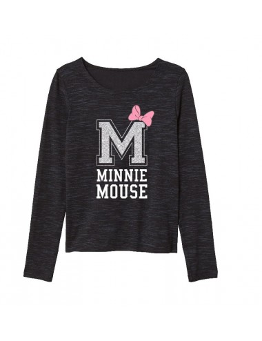 Triko s dl. rukávem Minnie Mouse