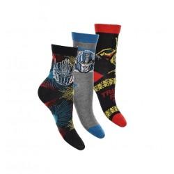 Ponožky Transformers (3pack)