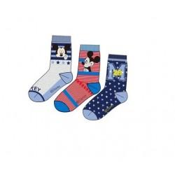 Ponožky Mickey Mouse (3pack)