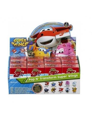 Krabička s figurkou Super wings