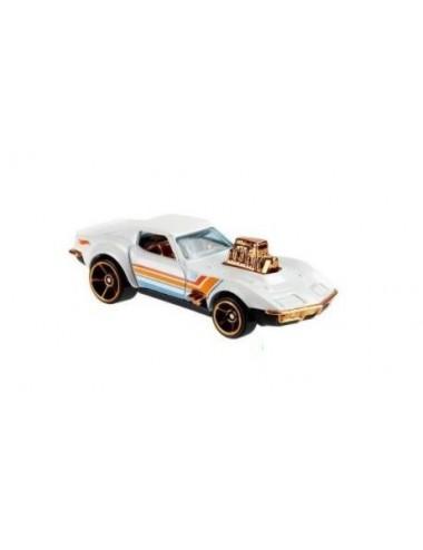 Hot wheels: ´68 Corvette - Gas monkey garage (5/6)